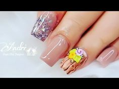 Nail Art Designs 2018 Wood step by step beginners/ Nail Art Uñas Acrilicas 2018 Madera paso a paso Owl Nail Art, Owl Nails, Floral Nail Art, Best Nail Art Designs, Simple Nail Designs, Margarita Nails, Aquarium Nails, Camouflage Nails, Acrylic Nails Stiletto