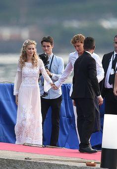Retour sur le mariage presque royal de Pierre Casiraghi et Beatrice Borromeo | Le Figaro Madame