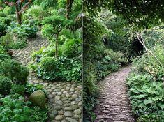 Caminhos para Jardim