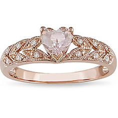 Randy....this is the ring I want. might have to have one made!!!Rose gold heart ring. Beautiful.
