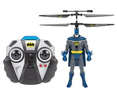 Get your hands on this fun #DCComics Licensed #Batman Silver Age #rchelicopter from #hobbytron. #rcheli #hthelicopter -- Get yours today for only $29.95.