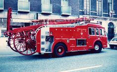 Emergency Vehicles, Fire Dept, Fire Engine, Fire Trucks, Engineering, Rigs, British, Appliances, Firefighters