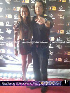 Filipe Terruta e Marta Aragão Pinto. Todas as fotos em: http://propagandistasocial.com/festaveraotvi2012