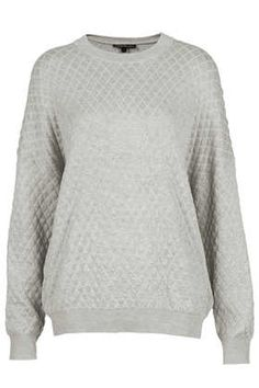 Tall Quilted Sweat - New In This Week  - New In