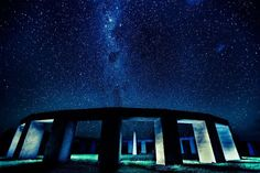 Circle of Stonehenge Aotearoa by Rob Wilson    This guy knows how to look at the sky and capture it.  http://www.frontlinephotography.co.nz/astro-photography.html