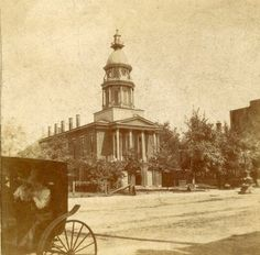 Boyle County Court House, Danville, KY -1899