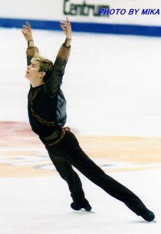 Jeffrey Buttle  Worlds 2003, FS