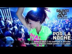 Danilo Seclì Vs Santoro & Bovino and Cesko & Puccia from Après La Classe -Por La Noche - YouTube