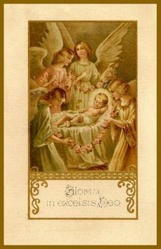 Holy Cards For Your Inspiration: December 2008