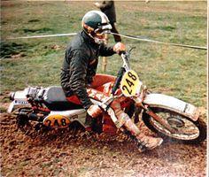 Andreini SWM-Campionato europeo regolarità 1979 - Germania