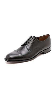 Fratelli Rossetti Men's Cap Toe Derby Shoes - http://shoes.goshopinterest.com/mens/oxfords-mens/fratelli-rossetti-mens-cap-toe-derby-shoes/
