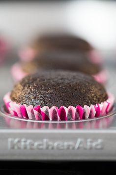 Easiest, Best Ever Chocolate Cupcakes via @cafesucrefarine