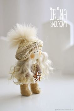 OOAK mini Art doll ASTERISK – shop online on Livemaster with shipping