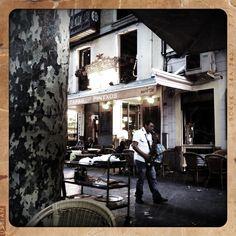 Café in Palma