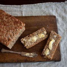 Easy Little Bread. I make this a couple times a month. It's fast, delicious, and homey.