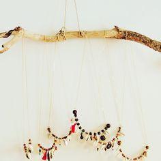 Colliers by Paula Blache  Follow Instagram: paulablachebijoux