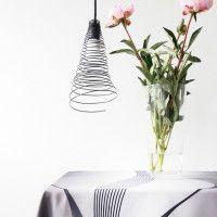 Come creare lampadario con filo di alluminio