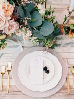 Spring Table Setting Wedding Inspiration | Of Georgia Fine Art Photography