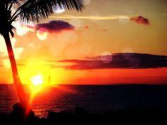 Sunset #sky #sunset
