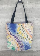 Colourful Coral Tote: What a beautiful product!