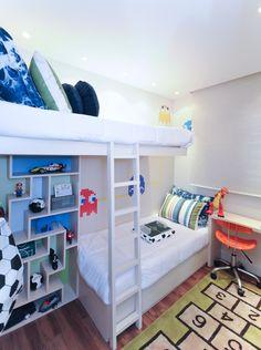 Quarto Criança empreendimento Way Penha - 2 dormitórios / Way Penha Kids Bedroom - 2 bedrooms