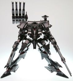 Armored Core For Answer: Rayleonard 04-Alicia Unsung Model Kit