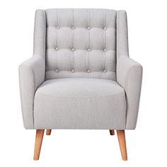 Armchair ideas - Grayson Chair | Freedom Furniture and Homewares  ... LOVE THIS CHAIR!!