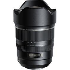 #Tamron SP 15-30 mm F 2,8 Di USD #objektív, Sony fényképezőgépekhez.  Az XGM (kibővített üvegből öntött aszférikus) és az LD (alacsony szórású) lencse elemek biztosítják a kiváló rajzolatot. A lencsék eBAND bevonata, párosulva a BBAR bevonattal, minimálisra csökkentik a nagy látószögű lencsék okozta rejtett szellemképeket és a tükröződéseket.