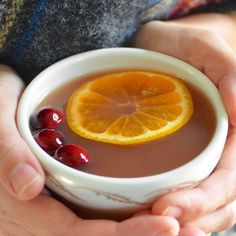 Mulled Cranberry App