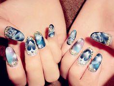 Super crazy beautiful nails