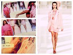 Tendances PE14, Poudrez vous de rose  Pink trend  www.mode-estah.fr