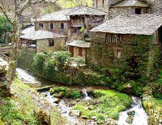 Taramundi, pizarra negra entre riachuelos - Asturias