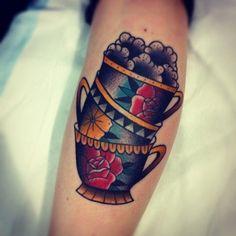 Teacup Tattoo