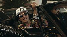 Bruno Mars – 24K Magic (Video)