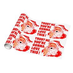 if your gifts are going to suck this year at least wrap them in these hilarious wrapping papers - Funny Christmas Wrapping Paper