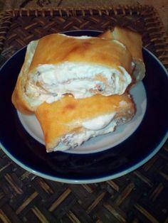 Паннукакку – финские блины ( в духовке) - отправлено в Блины / Оладьи: Ингредиенты: Яйца - 3 шт. Молоко - 500мл Сахар - 2 ст.л. Соль - 1/2 ч.л. Масло сливочное - 2 ст.л. Мука - 250г  Способ приготовления  Яйца взбить с сахаром и солью,добавить молоко и муку и размешать миксером, что бы не было комочков. В последнюю очередь добавить растопленное сливочное масло. Тесто получится жидкое. Получится с него 2 блина. На противень размером 35*30 положить лист пергамента, я смазал...