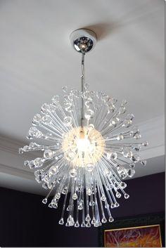 Crystal Dandelion Chandelier - Large | Dandelions, Chandeliers and ...