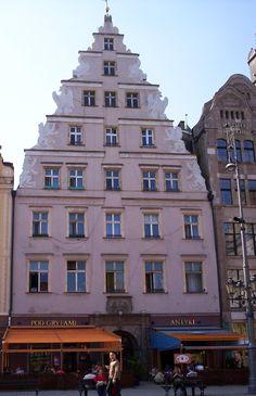 Kamienica pod gryfami/Wrocław