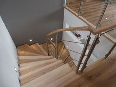 Bolts Stairs Kernesche - Decoration For Home Beautiful Houses Inside, House Inside, Sliding Doors, Stairs, Interior Design, Home Decor, Carpenter, Chandelier, Gardening