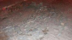 NONATO NOTÍCIAS: Embasa abre buraco e deixa obra inacabada e comuni...