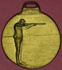 TIR  BALL TRAP  MEDAILLE  ANNEES 60 SHOOTING MEDAL