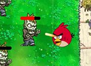 Angry Birds Zombies War