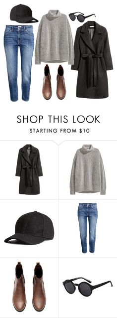 """winter"" by cajsa-sundstrom on Polyvore featuring H&M, men's fashion and menswear"