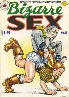 Comics Illustrator of the Week: Robert Crumb | ILLUSTRATION AGE