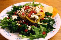Salads on Pinterest | Waldorf Salad, Salad and Vinaigrette