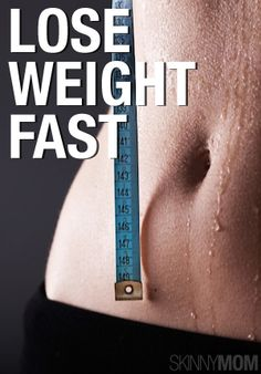 Read this and lose the weight FAST!