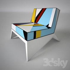 Chair from Langley Park