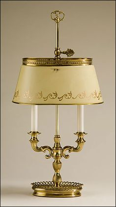 Decorative Crafts imports the finest table lamps. Explore our furnishings here: DecorativeCrafts.com