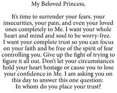 To My Beloved Princess Bible Verses Quotes, Faith Quotes, Godly Quotes, Bible Scriptures, Gods Princess, Princess Quotes, After Life, Gods Promises, Faith In God