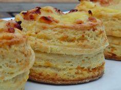Nem vagyok mesterszakács: 15 legjobb – leveles, sajtos, tepertős, túrós – pogácsa Alexa Christitől